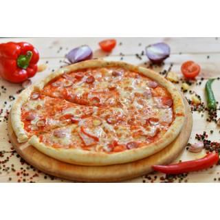 Пицца По- деревенски